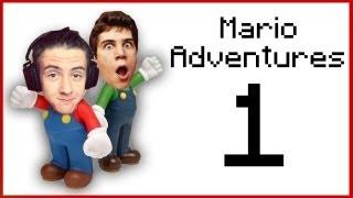 getlinkyoutube.com-Minecraft Box - Super Mario Brothers #1: Co Gogo stihne za 2 sekundy?