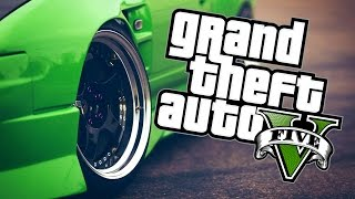 getlinkyoutube.com-GTA V / 5 PS4 - Cars JDM, Stance, Tuning And ¡More!