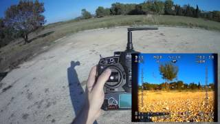 getlinkyoutube.com-Walkera Runner 250 Advance GPS Hold & RTH demo (Courtesy Banggood)