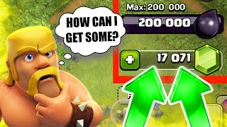 getlinkyoutube.com-WHAT DO I BUY!?! - HOW TO GET FREE GEMS IN CLASH OF CLANS!!