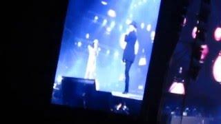 getlinkyoutube.com-160129 Running Man Live in Taiwan - 宋智孝(송지효) (Feat.Gary)- 關掉TV (TV를껐네)