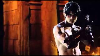 Jin vs Bryan Fury [ Tekken O Filme ]