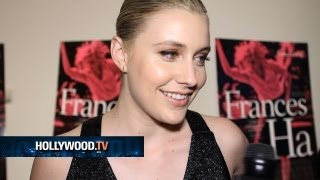 chanel-: Greta Gerwig at the Francis Ha Premiere - Hollywood.TV