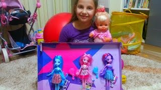 getlinkyoutube.com-My little pony  подарок для Амелинки