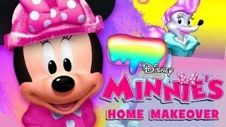 getlinkyoutube.com-Minnie's Home Makeover App iPad Game Episodes Beach House 2
