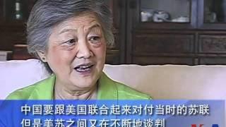 getlinkyoutube.com-专访章含之第三部分: 章含之谈毛泽东1973年为何批周恩来