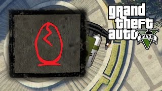 getlinkyoutube.com-GTA 5: The Cracked Egg!! [Needed To Get The Jetpack!] Updated!