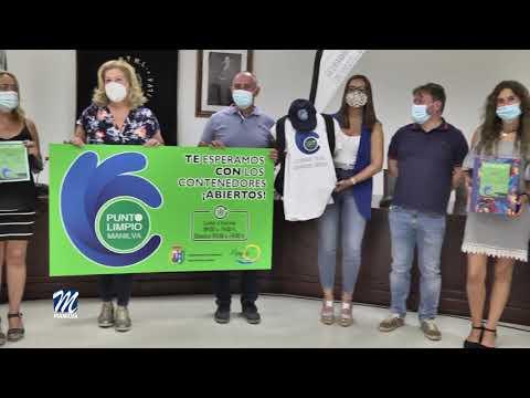 Campaña informativa y de concienciación sobre el punto limpio