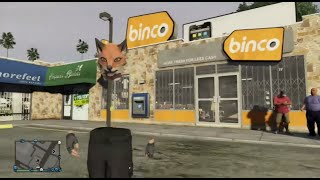 """GTA 5 Online """"INVISIBLE ARMS AND TORSO Patch 1.25 1.26 GTA V Invisible Body Parts 1 25 1 26"""