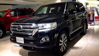 getlinkyoutube.com-トヨタ 新型 ランドクルーザー   2016 Toyota LAND CRUISER 200