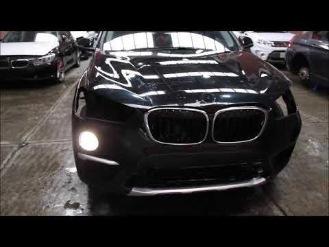 DISAUTO BMW X1 20 TURBO PIEL QCP RINES CLIMATRONIC 12000 KIL CAMINANDO Y BOLSAS OK HERMOSA 2016