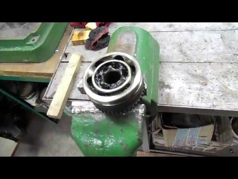 Замена внешнего пыльника ШРУСа Рено кенгу 1.5 DCI