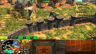 getlinkyoutube.com-Age of Empires 3 Gameplay #2 The Longest War