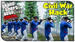 getlinkyoutube.com-GTA 5 Custom Heist - CIVIL WAR HACK! (Heists Chronicles Ep. 8) [GTA V Online Epic Moments]