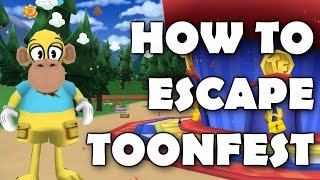 getlinkyoutube.com-HOW TO ESCAPE TOONFEST w/ Timmy Toontown (Toontown Rewritten)