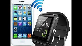 getlinkyoutube.com-Недорогие, хорошие смарт часы, uwatch u8 pro, распаковка, первые впечатления, краткий обзор.