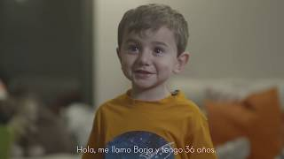 ALMAS GEMELAS - MATEO Y BORJA