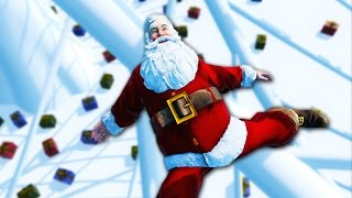getlinkyoutube.com-DECORATE THE TREE! | Throw A Santa