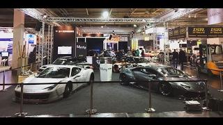 getlinkyoutube.com-Liberty Walk Essen Motor Show 2016