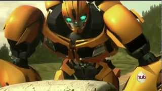 getlinkyoutube.com-TFP: Bumblebee vs Knock Out : Sporting of You