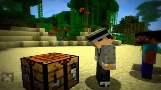 getlinkyoutube.com-7 способов испугать друга в Minecraft