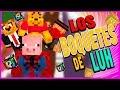 LOS BOQUETES DE LUH | LUCKY BLOCKS | C Macu, Luh y Exo
