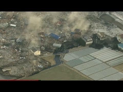 Potential Nuclear Meltdown. Nightmare in Japan: Earthquake, Tsunami 3/11/2011