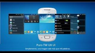 getlinkyoutube.com-Como instalar Rom con estilo S4, S5 al Galaxy mini plus 5570i.
