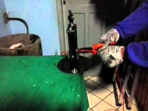 Maquina  de decapar fios e cabos  - Florianopolis
