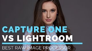 Capture One Pro 9 vs Lightroom | Lightroom vs Capture One Pro 9