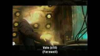 getlinkyoutube.com-Doctor Who - Vale Decem (Latin lyrics w/ English translation)