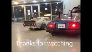 getlinkyoutube.com-RC Drift MST XXX-D & MS-01D
