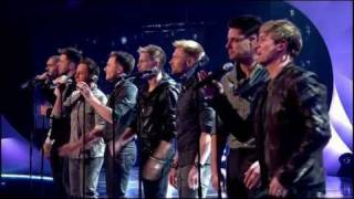 getlinkyoutube.com-Westlife - No Matter What (Featuring Boyzone) (HD)
