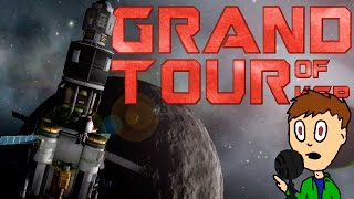 Grand Tour Mining Ship with Commentary!