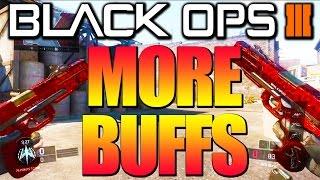 getlinkyoutube.com-MORE BUFFS! - Black Ops 3 Attachment Buffs, Perk Buffs & More (BO3 Patch Update)