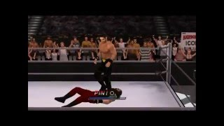 getlinkyoutube.com-WWE 2K16 PSP Gameplay