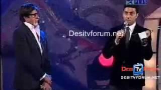 getlinkyoutube.com-Star Screen Awards 2010 - Jodi n°1 - Amitabh and Abhishek Bachchan (Paa)