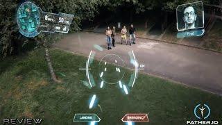 Father.IO เกม FPS สุดเจ๋ง!บนมือถือที่จะทำให้ยิงในชีวิตจริงๆได้ 【Review】