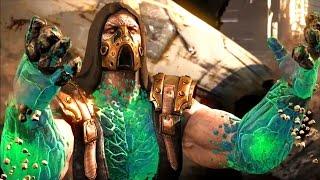 getlinkyoutube.com-Mortal Kombat X - Tremor All Interaction Dialogues