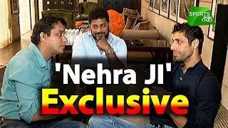 Ashish Nehra 1st Interview After  Retirement | NehraJi | Sports Tak