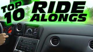 getlinkyoutube.com-TOP 10 Car Ride Alongs - Over 200mph!