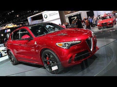 NEW 2019 Alfa Romeo Stelvio Super Sport SUV Interior and Exterior 1080p