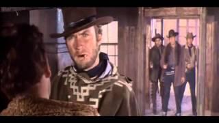 getlinkyoutube.com-Clint Eastwood : le manchot.