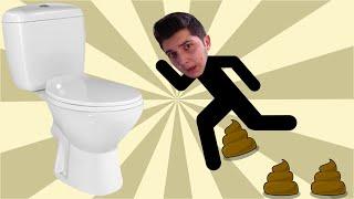 getlinkyoutube.com-YETİŞEMEDİK!! - Toilet Success