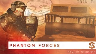 getlinkyoutube.com-Phantom Forces Secrets, Cheats and Glitches Part 3