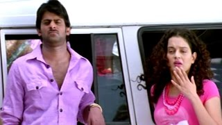 getlinkyoutube.com-Back To Back Comedy Part - 02 || Ek Niranjan Movie || Prabhas || Kangna Ranaut