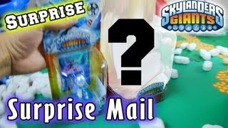 getlinkyoutube.com-RARE Skylanders Surprise in Mail (from Activision)