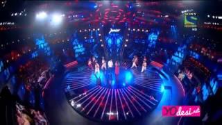 getlinkyoutube.com-Papon and Nahid Afrin 'Moh Moh Ke Dhaage' Indian Idol Junior 13th Sept 2015