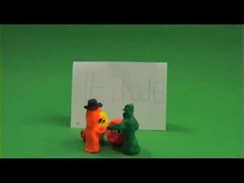 Animatiefilms KLEI Bonhoefercollege 2013 middag - The Change