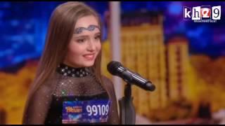 getlinkyoutube.com-طفلة أوكرانية تبدع بالرقص الشرقي على موسيقى عربية